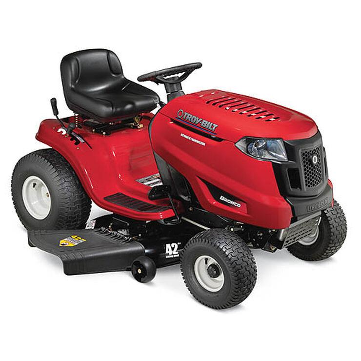 Bronco  Troy-Bilt Riding Lawn Mower