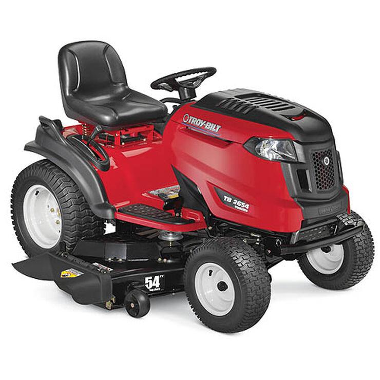TB2654 Troy-Bilt Garden Tractor