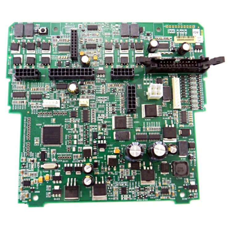 Rs Main Board (2020)