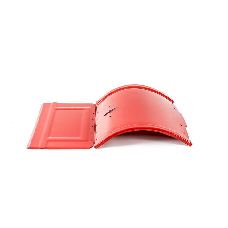 Tine Shield Assembly (Red)