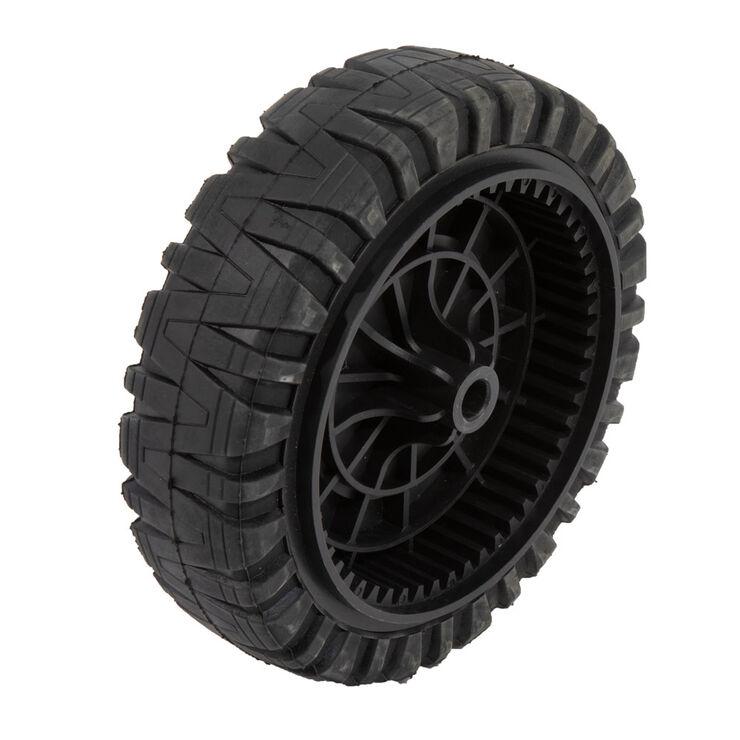 "Wheel Assembly, 8 x 2.25"" - Black"