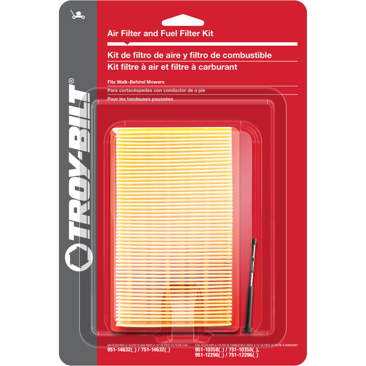 Air Filter and Fuel Filter Kit