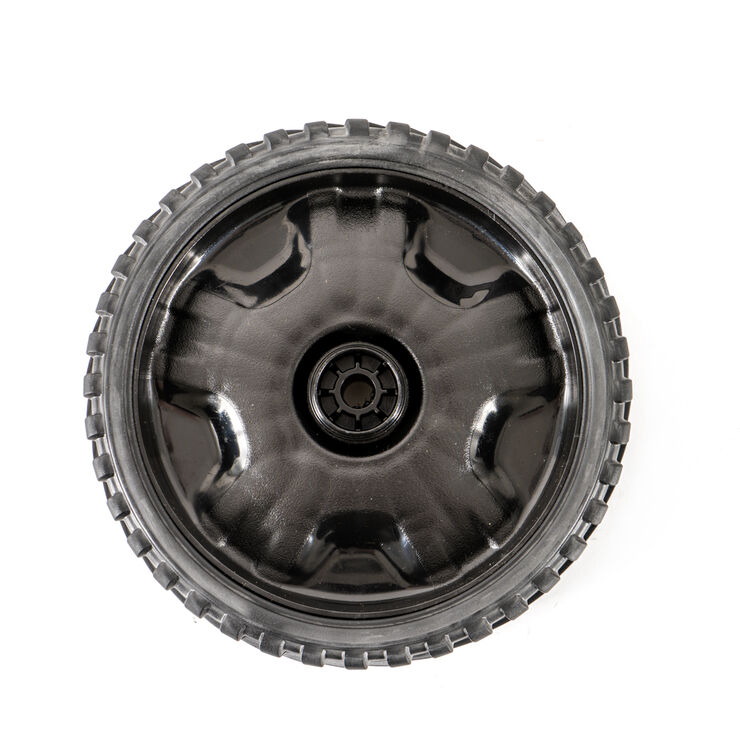 Wheel Assembly 8 x 2 (Black)