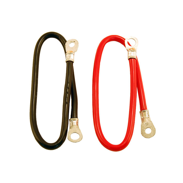 Twin Pack 16 Battery Cable Pos/Neg