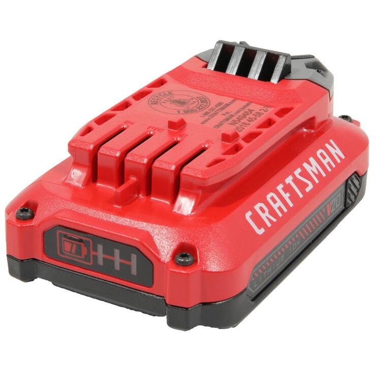 Battery Li-Ion 20V 1.3Ah (Craftsman)