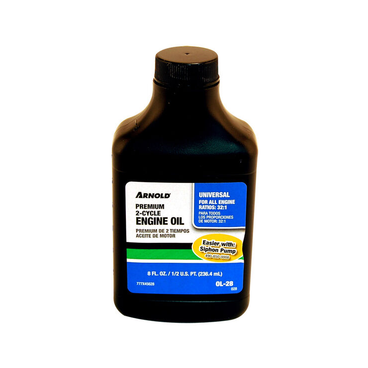 2-Cycle Engine Oil - 1.8 oz