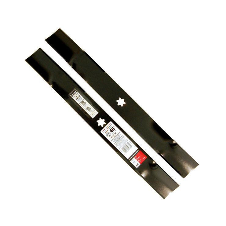 Mulching Blade Set for 46-inch Cutting Decks