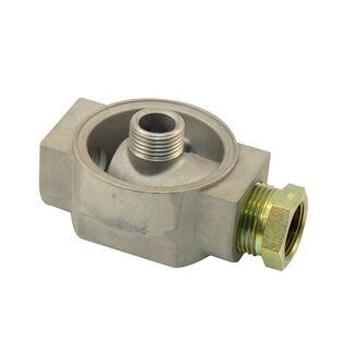 Hydraulic Filter Housing w/ Fitting