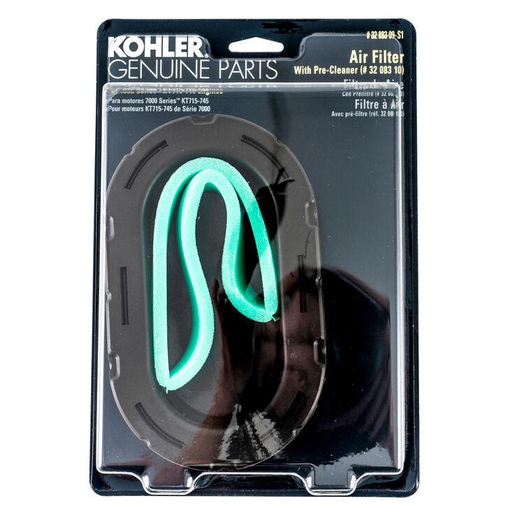 Kohler® Air Filter with Pre-Cleaner
