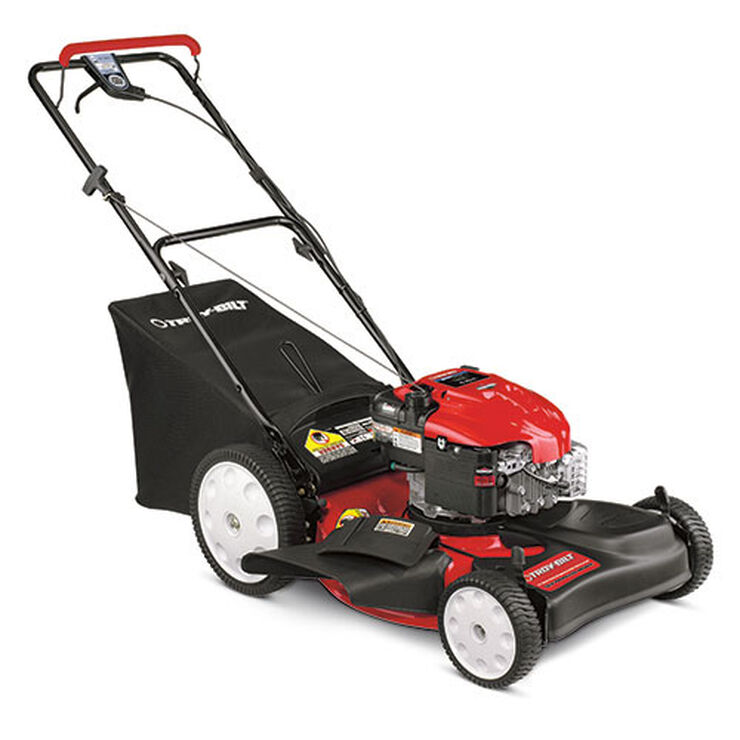 "21""  Troy-Bilt Self-Propelled Lawn Mower"