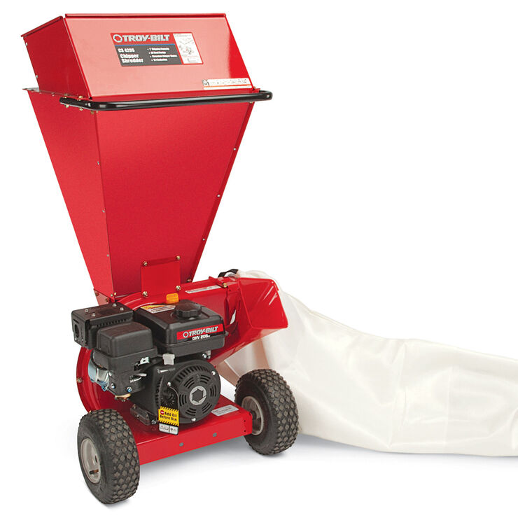 CS 4265 Troy-Bilt Chipper Shredder