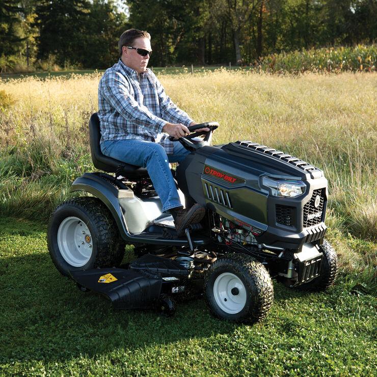Super Bronco 54 XP Riding Lawn Mower
