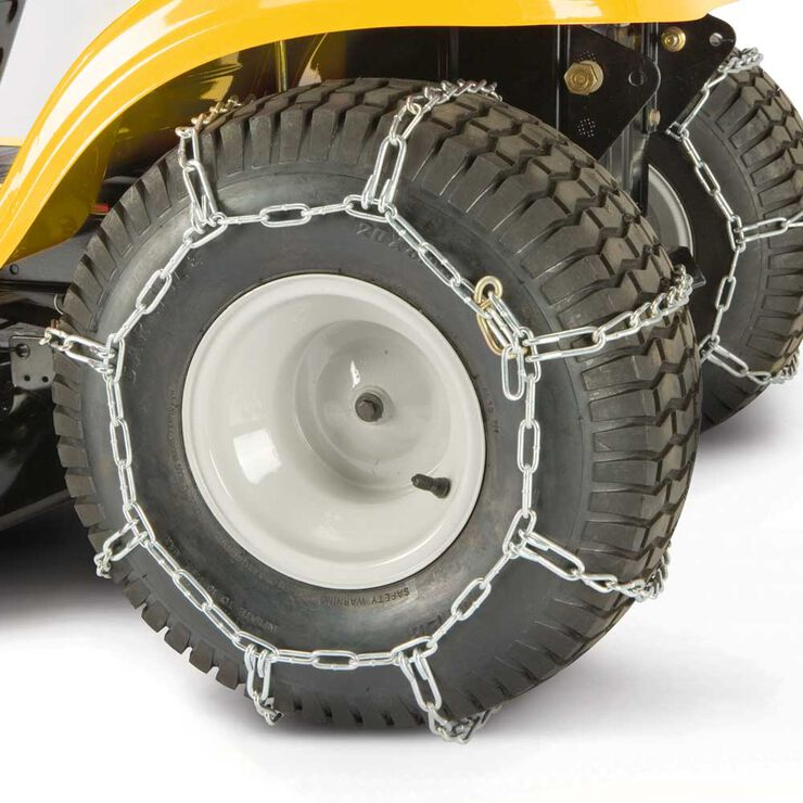Chains for 24 x 12 x 12 Tires