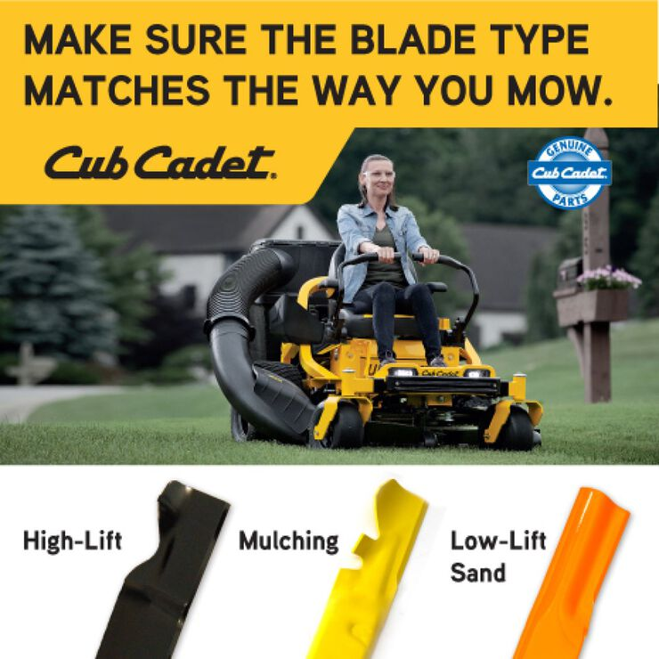 Eversharp™ Mower Blade for 60-inch Cutting Decks