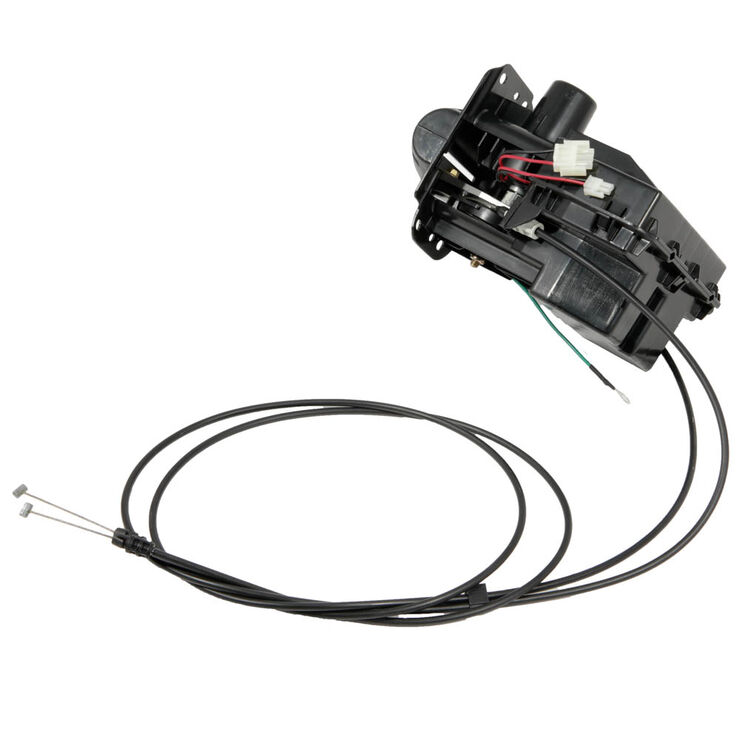 Chute Control Assembly-4-Way Electric