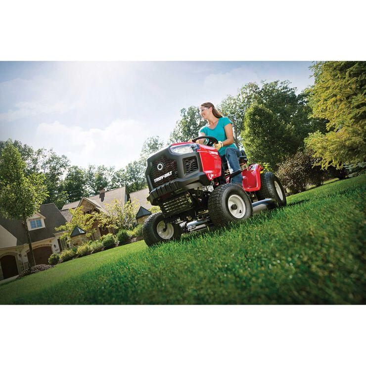 Pony 42K Riding Lawn Mower