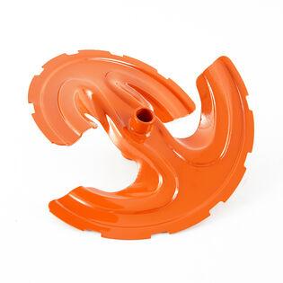 Left-Hand Auger Spiral