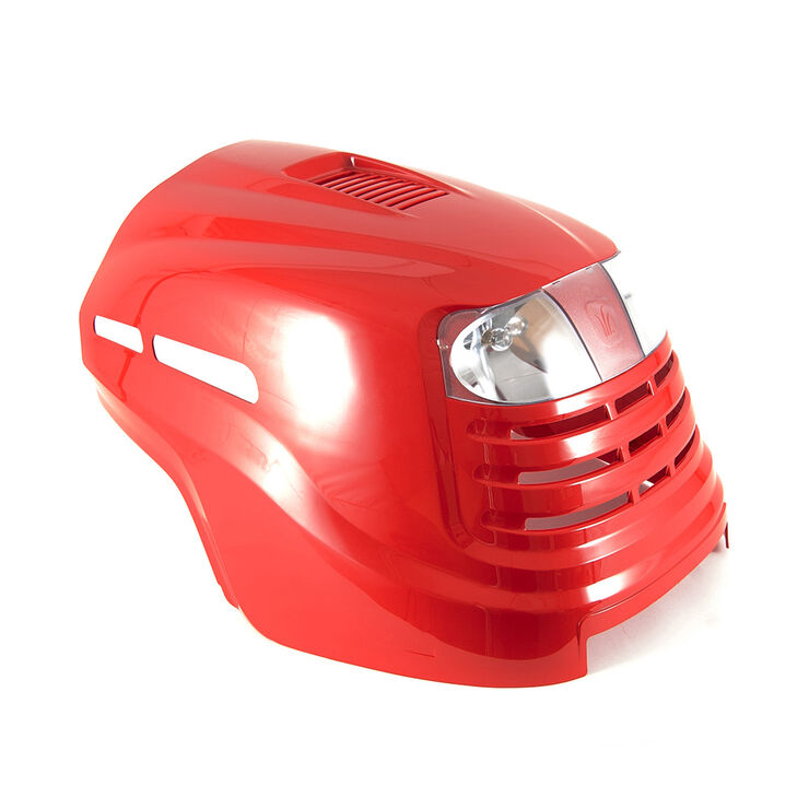 Hood Assembly (Red)