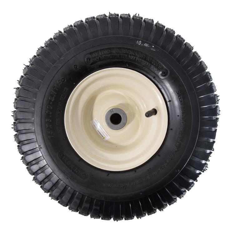 Wheel Assembly (15 x 6 x 6)