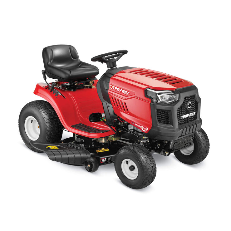 Bronco 42 Auto  Troy-Bilt Riding Lawn Mower