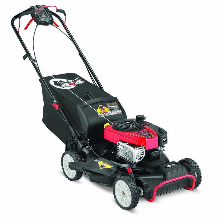 TB450  Troy-Bilt Self-Propelled Lawn Mower