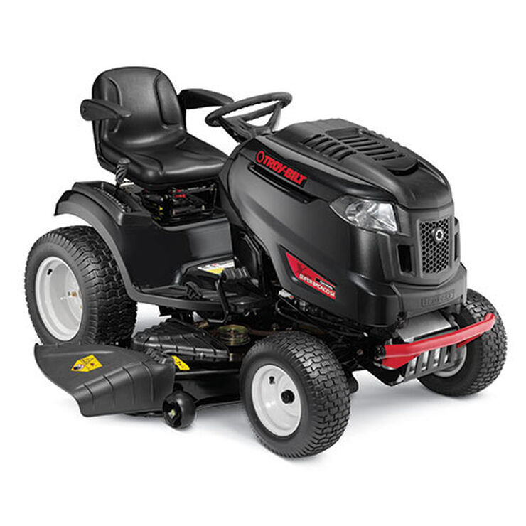 Super Bronco 54  Troy-Bilt Riding Lawn Mower