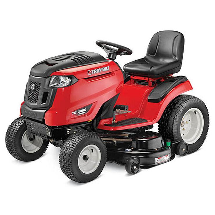 TB2450  Troy-Bilt Riding Lawn Mower