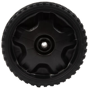 Wheel Asssembly, 8 x 2 - Black