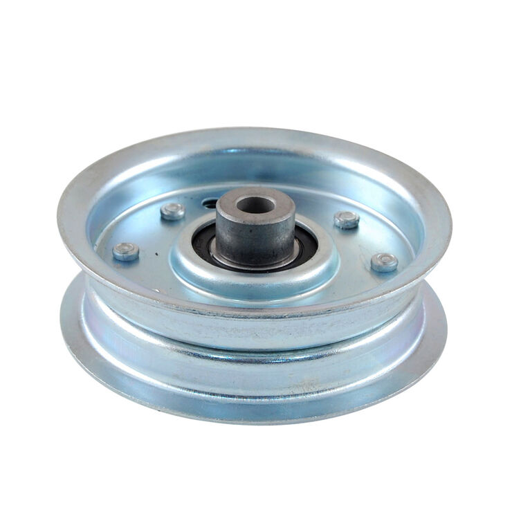 Idler Pulley with Flanges