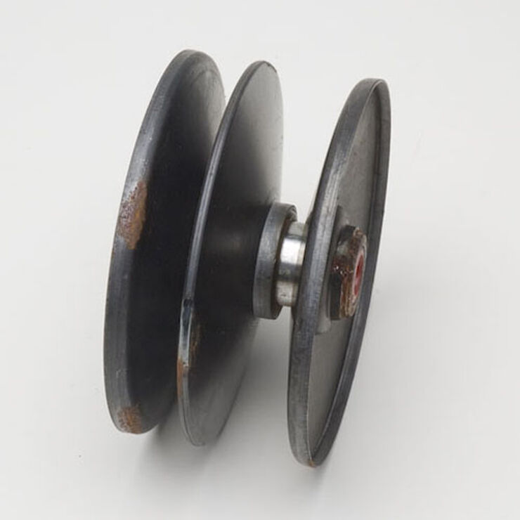 "Variable Speed Pulley - 5.06"" Dia."