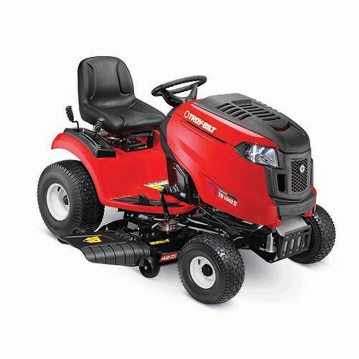 TB42  Troy-Bilt Riding Lawn Mower