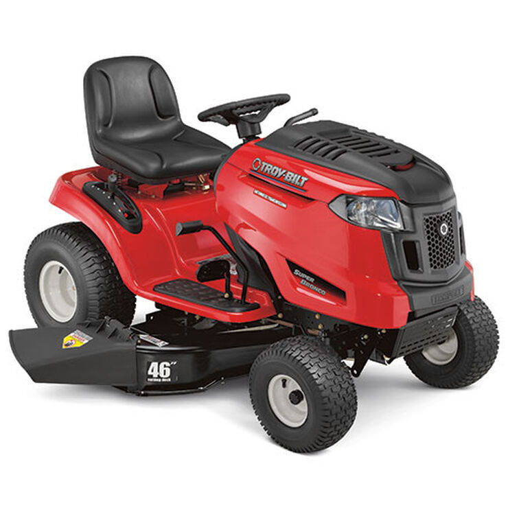 Super Bronco  Troy-Bilt Riding Lawn Mower