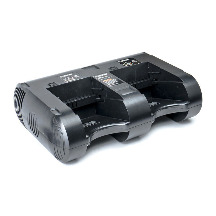 8AMP DUAL BAY CHARGER CUB CORE