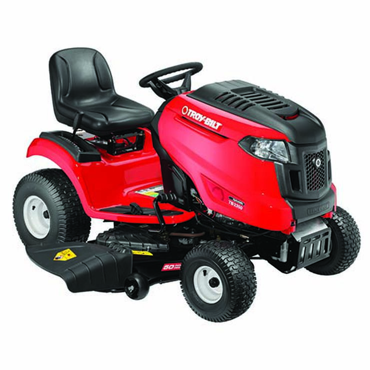 TB2350  Troy-Bilt Riding Lawn Mower