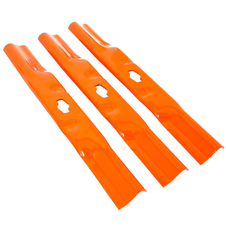 Low-Lift Blade Set for 54-inch Cutting Decks