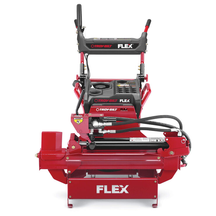 FLEX™ Log Splitter Attachment