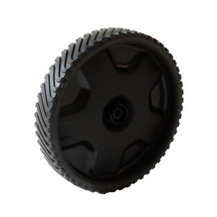 Wheel Asssembly, 11 x 2 - Black