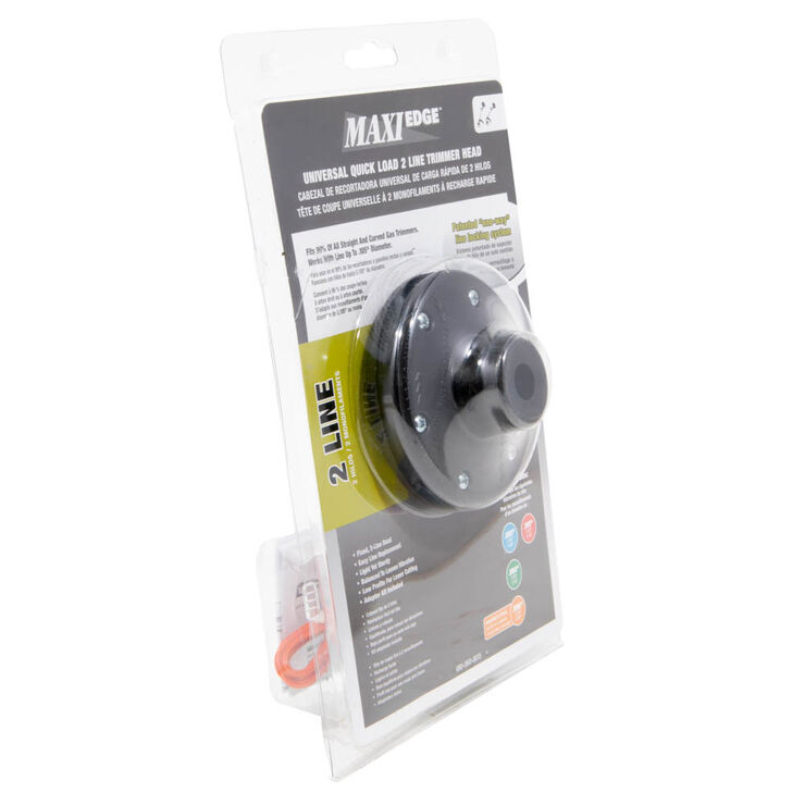 Universal Fixed 2-line Trimmer Head