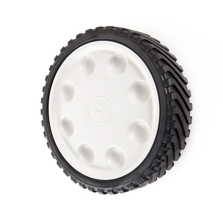 MTD Genuine Part 734-04063B Wheel Assembly 7 x 1.4 Gray Troy-Bilt 2