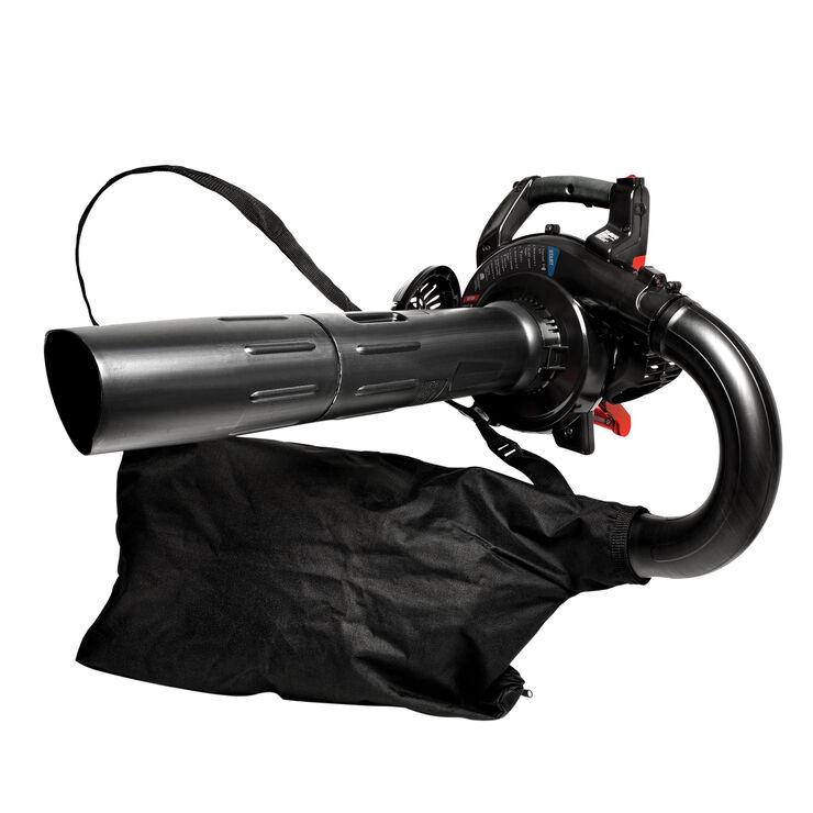 TB27VH 27cc, 2-Cycle Full-Crank Engine Gas Leaf Blower/Vac