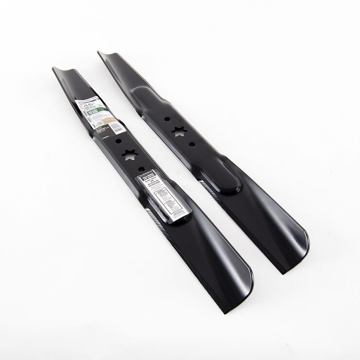 2-in-1 Blade Set for 46-inch Cutting Decks