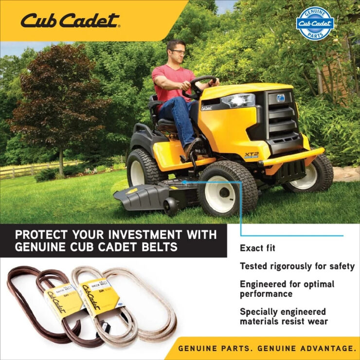 Riding Mower 24- and 30-inch Deck Belt