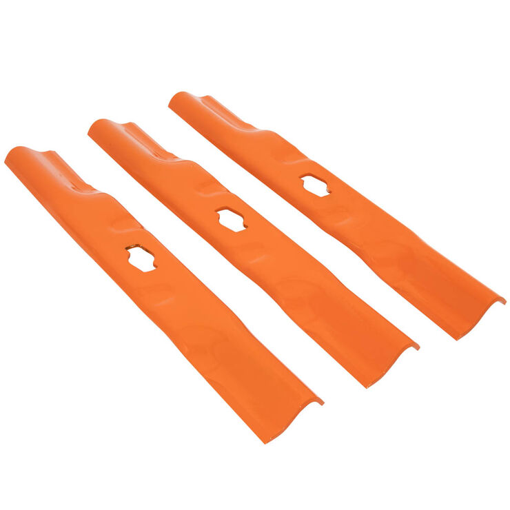 Low-Lift Blade Set for 50-inch Cutting Decks