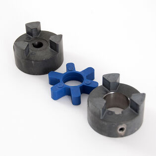 """7/16"""" and 1"""" Flexible Coupling"""