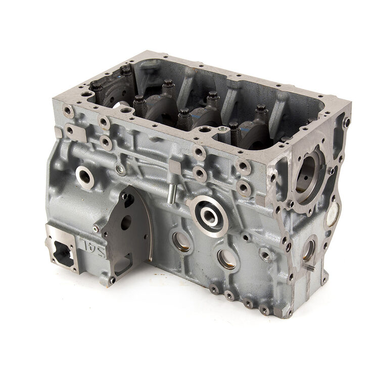 Engine Block Assembly