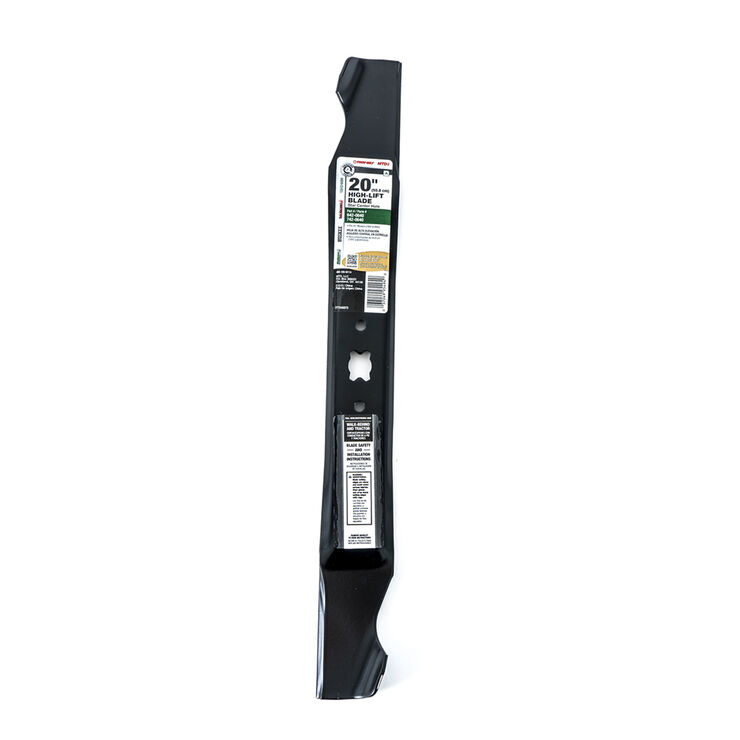 2-in-1 Blade for 20-inch Cutting Decks