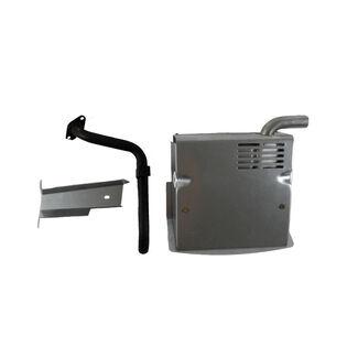 Muffler Kit-Pipe and Kohler Single