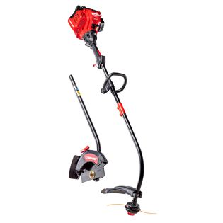 TB25CE Curved Shaft String Trimmer with Edger Attachment
