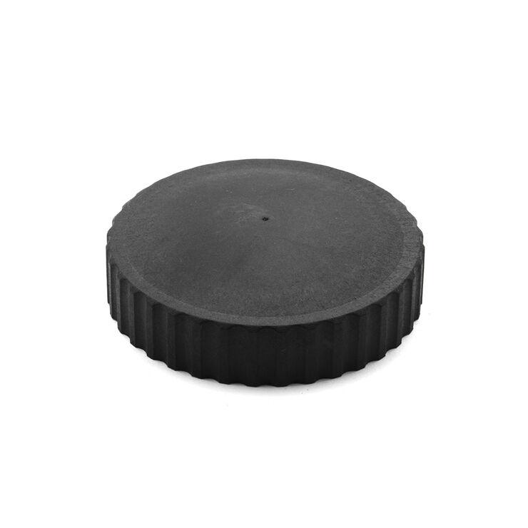 CAP-BLACK OIL TANK