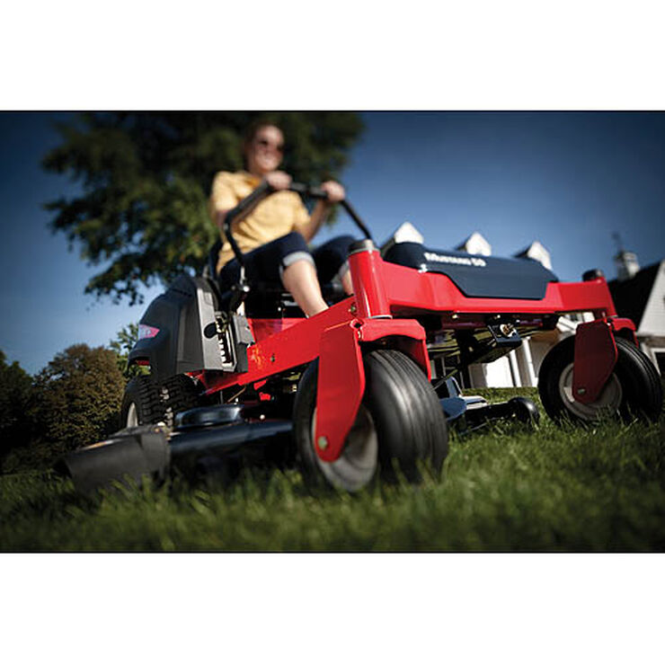 Troy-Bilt Zero Turn Mower Model 17AFCACP011